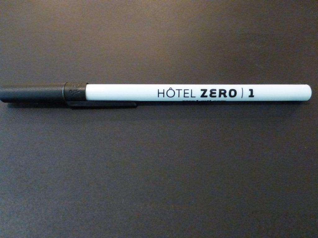 Hotel Zero | 1