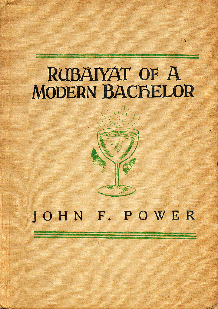 Rubaiyat of a Modern Bachelor